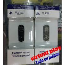 Auricular Bluetooth - Playstation 3