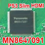 Chip Salida Hdmi Original Mn8647091 Sony Playstation 3 Slim