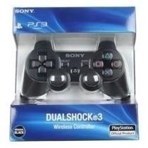 Sony Dualshock Joystick Ps3 En Blister Sellado