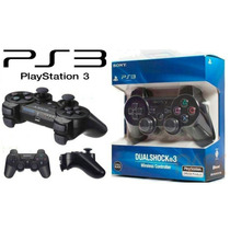 Josticks Play Station 3 Inalambricos Dualshock