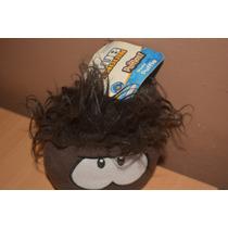 Peluche Club Penguin Puffle Negro Excelente Sin Moneda