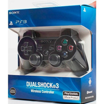 Sony Dualshock Joystick Ps3 Original En Blister Sellado