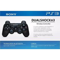 Sony Joystick Playstation3 Dualshock3 Inalambrico