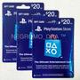 Psn 60 Para Comprar Juegos Playstation 4 Y Ps3 - Cuentas Usa