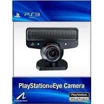 Camara Sony Ps3 Eye Camera Original Caja Megasoft Enfloresta