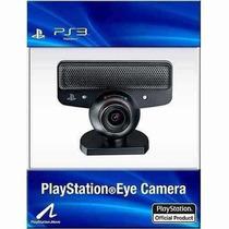 Ps3 Eye Camara Move Cam Original Nuevo Blister Sellado