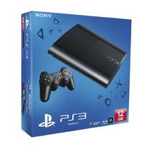 Playstation 3 Sony Super Slim Ps3 12 Gb Hd Blu Ray Dacar