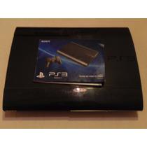 Ps3 Ultraslim Sony Impecable, 2 Dualshock Y 2 Juegos Físicos