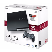 Ps3 Playstation 3 Flash 160g Con 2 Joystick