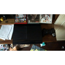 Play Station 3 Slim 160gb + Juegos+joystick