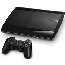 Playstation 3 Ultra Slim 250gb + 2 Controles +2 Juegos +hdmi