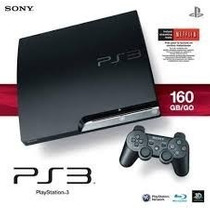Ps3 160gb + Control + Move + 5 Juegos + Accesorios Impecable