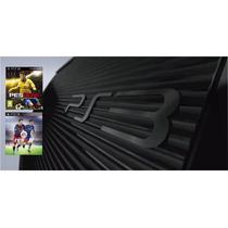Playstation 3 - Ps3 500gb C/50 Juegos - Pes16 + Fifa16 Hdmi