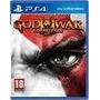 God Of War 3 Remaster Ps4 - Original - Fisico