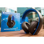 Auriculares 7.1 Sony Gold Headset Inalámbrico Ps/mac/pc G24