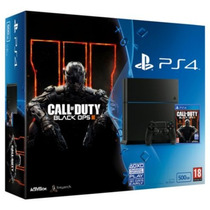 Ps4 (500gb) + Call Of Duty: Black Ops 3