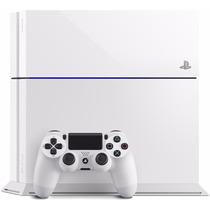 Playstation 4 Sony Blanco 500gb Caja Cerrada Original Gtia