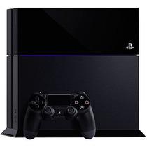 Playstation 4 500gb Negro Bivolt Garantía!