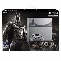 Consola Ps4 Edición Limitada Batman Arkham Knight - 500gb !!