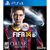Fifa 14, Playstation 4, Juego De Futbol, Oferta_1