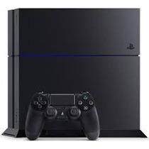 Consola Ps4 Sony Playstation 4 500gb Nueva 1 Año De Garantia