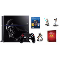 Consola Ps4 Edición Limitada Disney Infinity 3.0: Star Wars!