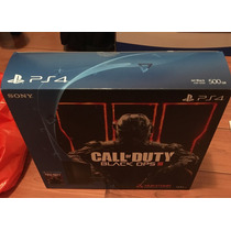 Play Station 4 500 Gb Call Of Duty Black Ops 3