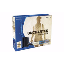 Playstation 4 500gb Uncharted:the Nathan Drake Collection
