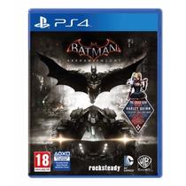 Batman Arkham Knight Primario Digital Ps4