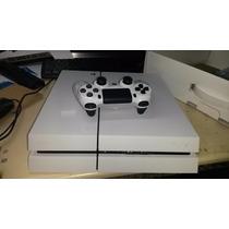 Playstation 4 Ps4 Blanca 500gb Nueva Garantia