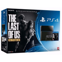 Sony Playstation 4 + The Last Of Us Incluido