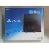 Sony Playstation 4 500gb Dual Joystick Original Cable Hdmi