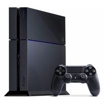 Playstation 4 500gb Joystick Dualshok4 + Juego Ps4 Caja+gtia