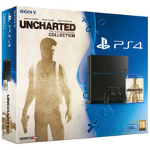 Playstation 4 Edicion Uncharted 500gb Local A Calle Fv Quilm
