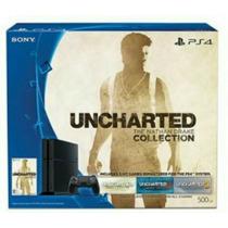 Playstation 4 500g Dos Joystick 3 Juegos