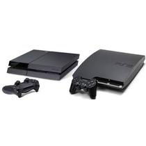Sony Playstation 4 Ps4 500gb + Joystick Dualshock