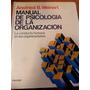 Manual De Psicologia De La Organizacion Weinert Herder