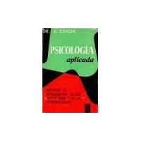 Psicología Aplicada - Dr. E. Cerdá - Editorial Herder