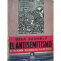 Libreriaweb Psicologia El Antisemitismo Por Bela Szekely