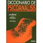 Laplanche, Diccionario De Psicoanálisis, Ed Paidós - 3 Tomos