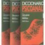 Diccionario De Psicoanalisis - Lagache - 3 Tomos