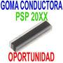 Repuesto Goma Conductora Joystick 3d Original Psp 2000 Slim