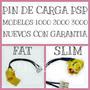 Respuesto Pin De Carga Psp 1000 2000 3000 Slim Fat Nuevos