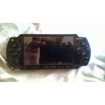 Consola Portable Sony Psp Impecable+ Tres Juegos De Regalo !
