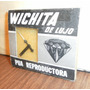 Pua Para Tocadisco Wichita Monoaural Diamante