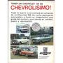 Antigua Publicidad Chevrolet
