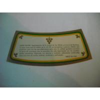 Antigua Etiqueta Publicidad Vino Marco Del Pont Sin Usar