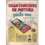 Publicidad Concurso Golosinas Mumu