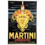 Carteles Antiguos Chapa Grue 20x30cm Vermouth Martini Dr-154