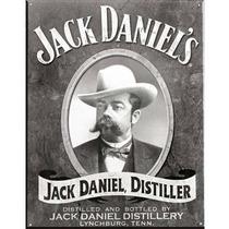 Carteles Antiguos Chapa Gruesa 20x30cm Jack Daniels Dr-071
